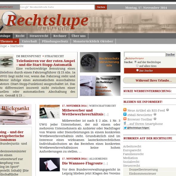 Rechtslupe 590x590 - Rechtslupe
